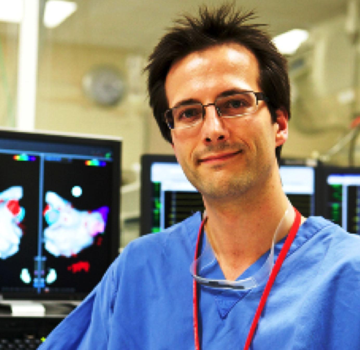 Dr Will Nicolson