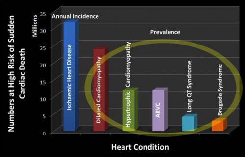 Heart condition graph-2
